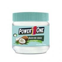 Óleo de Coco Extra Virgem - 150 ml - Power One -