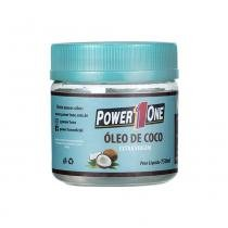 Óleo de coco extra virgem - 150ml - Power1one