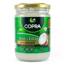 Óleo de Coco Extra virgem - 500 ml - Copra Alimentos -
