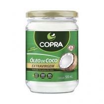 Óleo de Coco Extra Virgem - 500ml - Copra - Copra