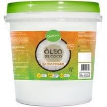 Óleo de Coco Extra Virgem Balde 10kg Qualicôco - Qualicoco