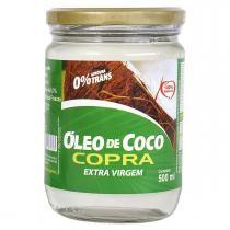 Óleo de Coco Extra Virgem in Natura 500ml - Copra alimentos