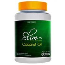 Óleo de Coco Líquido Slim Coconut Oil 600ml - BodyBuilders