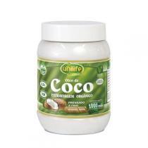 Óleo de coco orgânico natural extra virgem 1 litro unilife -