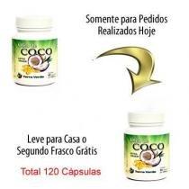 Óleo de Coco - Promoção 2 Unidades - Terra Verde - Terra Verde