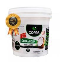 Óleo de Coco sem Sabor 3,2L - Copra -