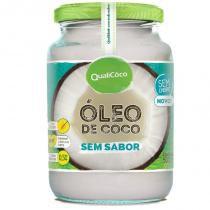 Óleo de Coco Sem sabor 500ml Qualicôco - Qualicoco