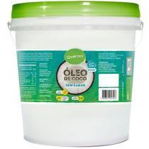 Óleo de Coco Sem Sabor Qualicoco 3 litros virgem - Qualicôco