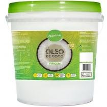 Óleo de Coco virgem Balde 10kg Qualicôco - Qualicoco
