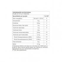 Óleo de Peixe - Ômega 3 - 1000mg - 60 - Stem pharmaceutical