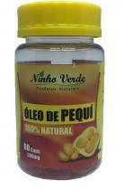 Óleo de Pequi 60 cápsulas 500 mg Ninho Verde -