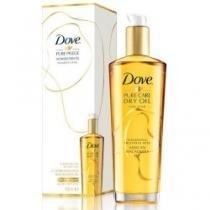Óleo Dove Nutrição Pure Care Dry Oil 98ml - DOVE