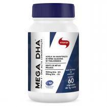 Óleos e Minerais ÓLEO DE PEIXE MEGA DHA - Vitafor - 60 Caps -