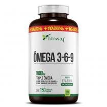 Ômega 3-6-9 Fitopharma 150 Cápsulas -