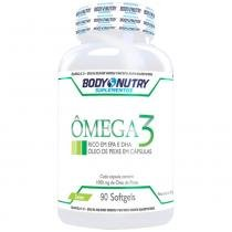 Ômega 3 - 90 Softgels - Body Nutry -
