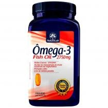 Ômega-3 Fish Oil 2750mg - 60Caps - NatureLab -