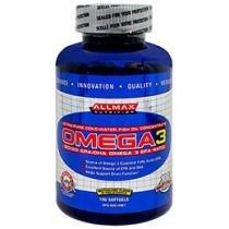 Ômega 3 Óleo de Peixe 180 Cápsulas - Allmax Nutrition