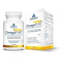 Omega Pure DHA (60caps) - BioBalance - Biobalance nutraceuticals