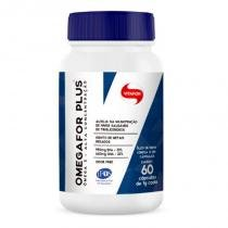Omegafor Plus - 60 cápsulas - Vitafor -