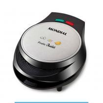 Omeleteira Elétrica Mondial OM-01 320ml Preta -
