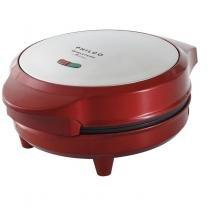 Omeleteira Retrô POM01 Vermelho Chapa Antiaderente Philco 127V -