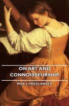 On art and connoisseurship - Lightning source