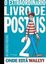 Onde Esta Wally - O Extraordinario Livro De Postais 2 - Martins - 1