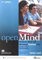 Open mind starter sb premium pack with cd-audio - 2nd ed - Macmillan