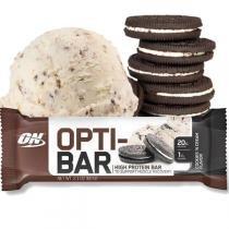 Opti-bar 60 g Cookies  Cream - Optimum Nutrition -