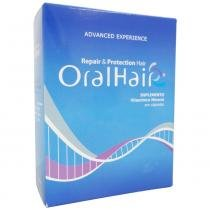 Oral hair - 60 capsulas - Bedalm pharma do bra