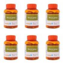Orange Health Óleo de Linhaça 1g C/60 (Kit C/06) -