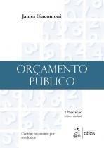 Orcamento Publico - Giacomoni - Atlas - 1
