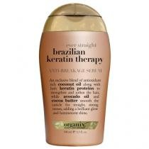 Organix Ever Straight Brazilian Keratin Therapy - Soro Antifrizz - 100ml - Organix