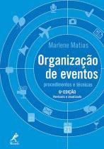 Organização de eventos - procedimentos e técnicas