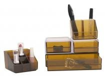 Organizador de Maquiagem Coza 5 Peças - Beauté 99195/4456