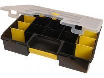 Organizador de Objetos Stanley Softmaster - 17 Compartimentos 10 Divisórias