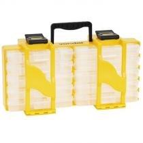 Organizador Plástico 10 Bandejas Móveis OPV 0100 Vonder -