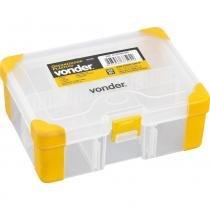 Organizador plástico 170x125x65mm 11 divisões opv080 - Vonder -