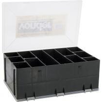Organizador plástico 315x200x115mm removíveis vd2003 - Vonder -