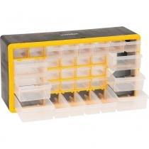 Organizador Plástico Multiuso Opv0300 Vonder 30 Gavetas -