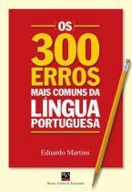 Os 300 erros mais comuns (livro de bolso) - Bfa