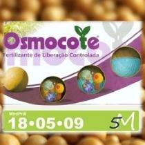 Osmocote MiniPrill 18-05-09 (5-6 Meses) - 400g - Forth jardim