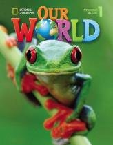 Our World 1 - Student Book + CD-ROM - Cengage