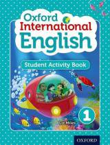 Oxford international english student activity book 1 - Oxford uk