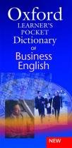 Oxford Learners Pocket Dictionary Of Business English - Oxford - 1