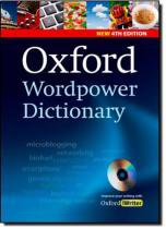 Oxford Wordpower Dictionary - with Cd-Rom - Oxford do brasil