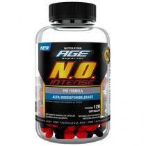 Óxido Nítrico N.O. Intense 120 Cápsulas - Nutrilatina