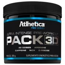 Pack 3D Pre-Workout - Atlhetica - Atlhetica