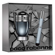 Paco Rabanne Invictus Intense Kit - EDT 50ml + Travel Size -