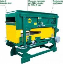 Padronizador e pré-limpeza de sementes cimisa - linha cd700 - Cimisa